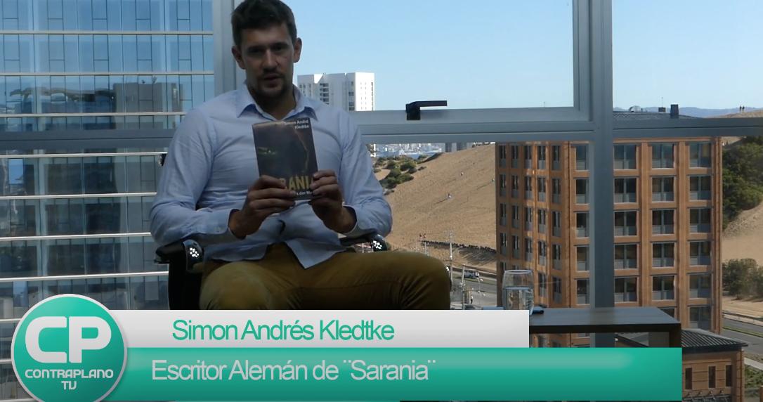 Entrevista a Simon André Kledtke